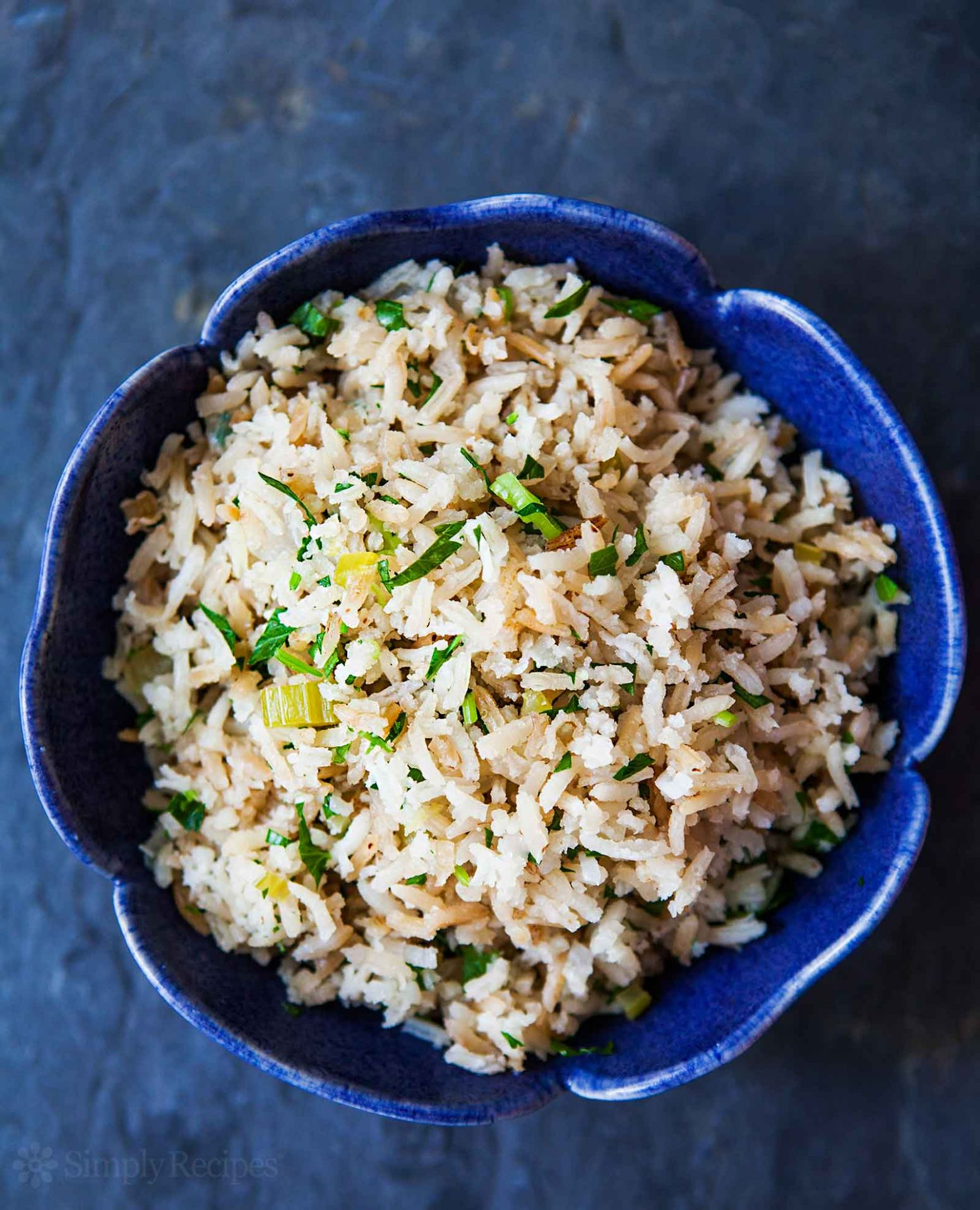 Rice Pilaf - Easy Recipes With Rice