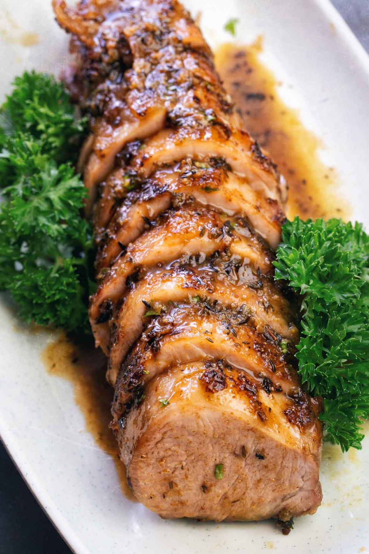Roasted Pork Tenderloin Recipe - Pork Tenderloin Recipes