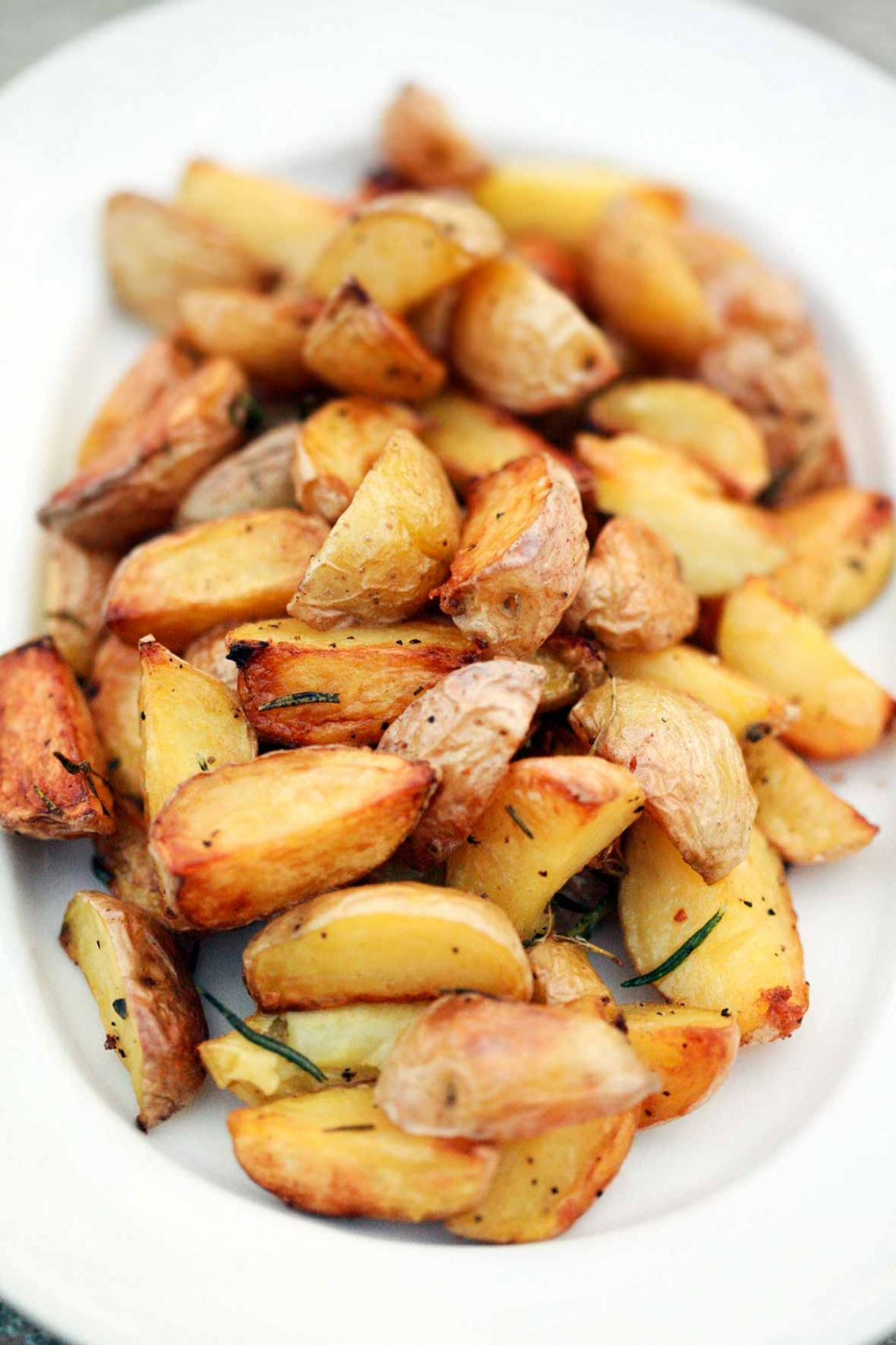 Roasted Potatoes on the Grill - Potato Recipes On The Grill