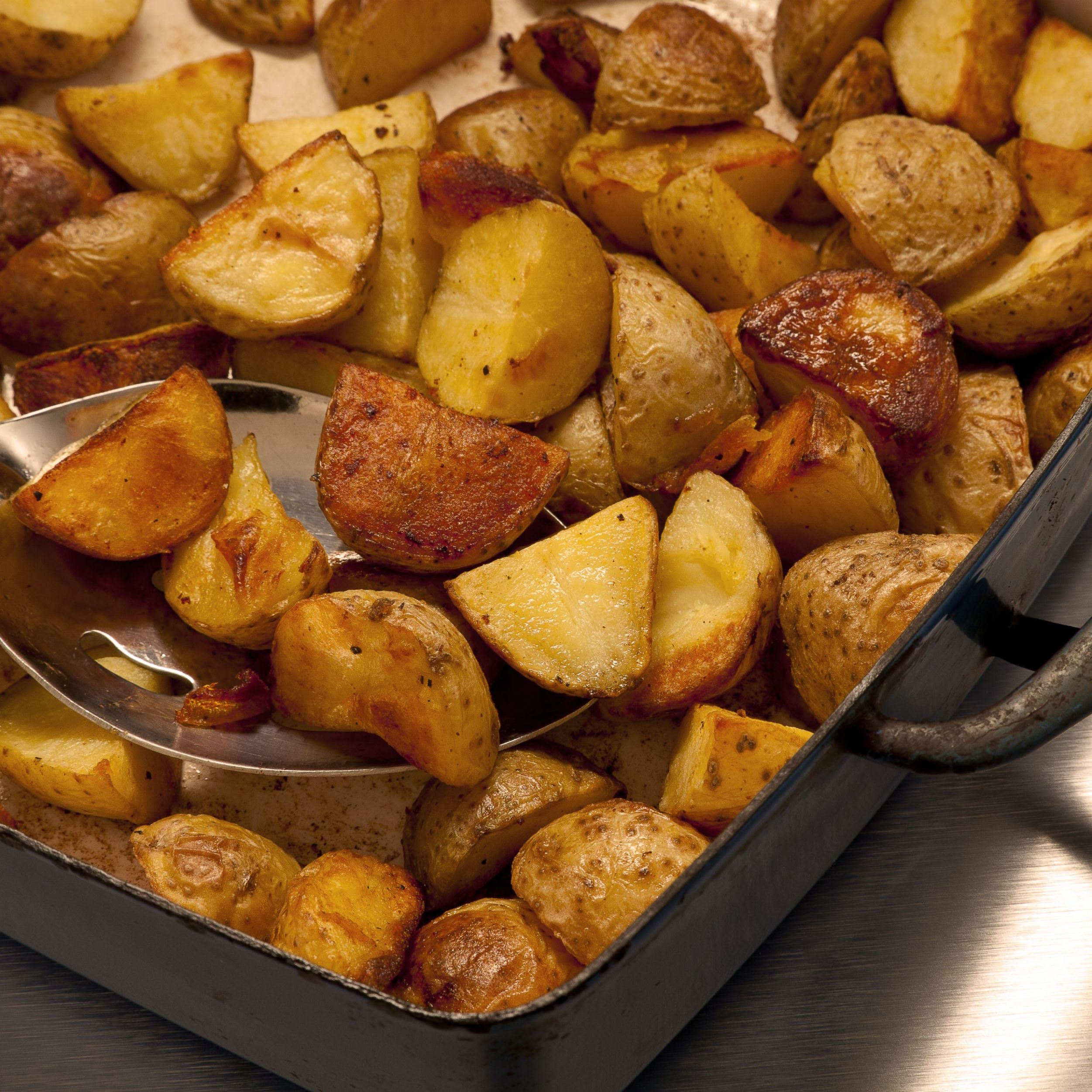 Roasted Potatoes With Paprika