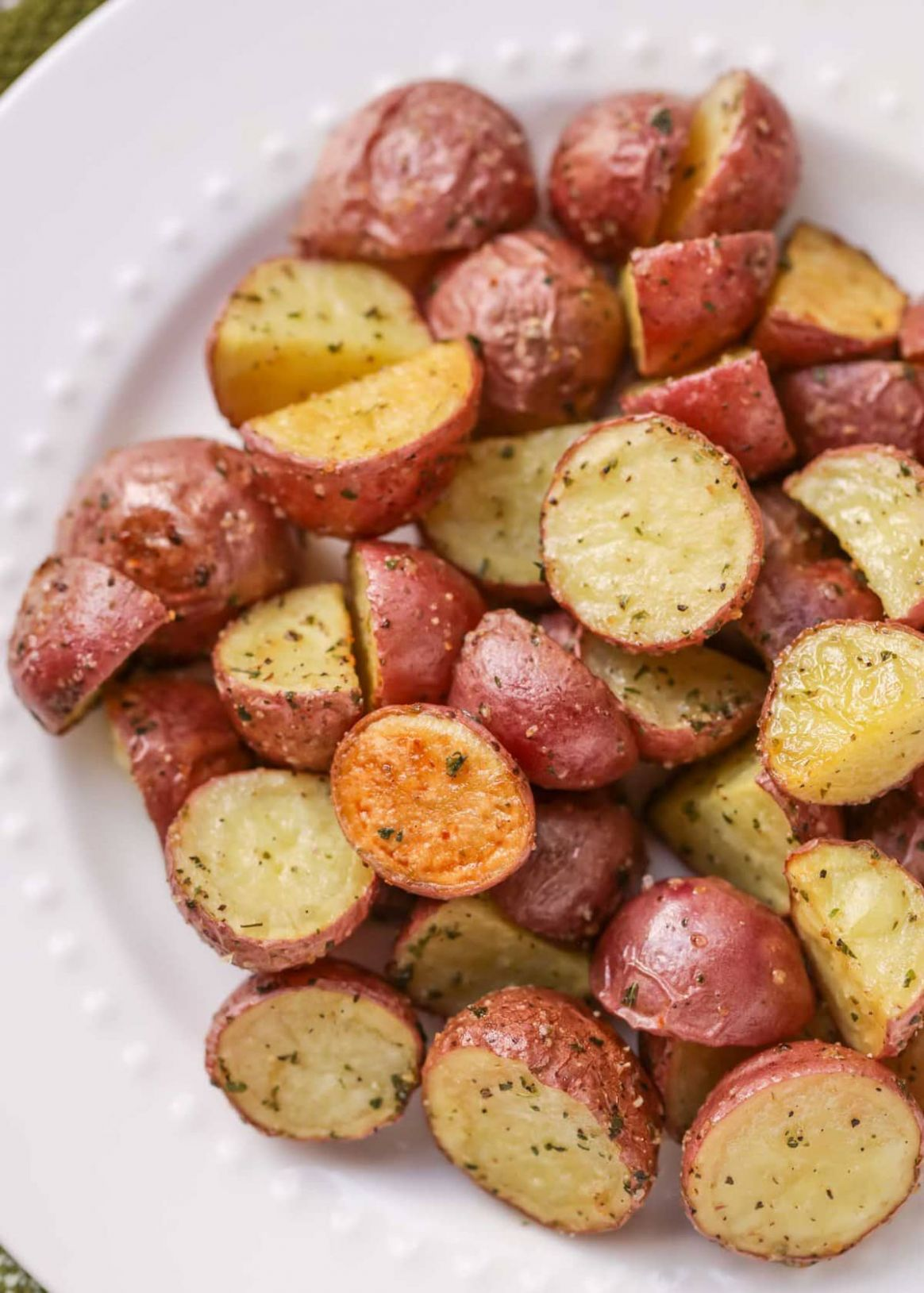 Roasted Red Potatoes Recipe - Potato Recipes Red