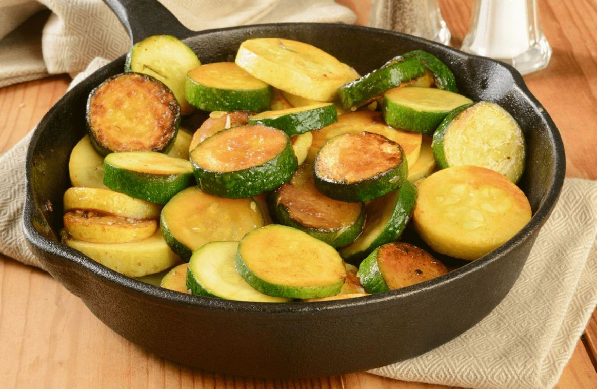 Roasted Zucchini and Yellow (Summer) Squash - Recipes For Summer Zucchini