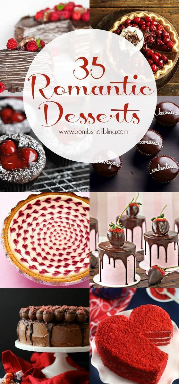 Romantic Desserts – 12 Recipes to Inspire Romance this Valentine's ...