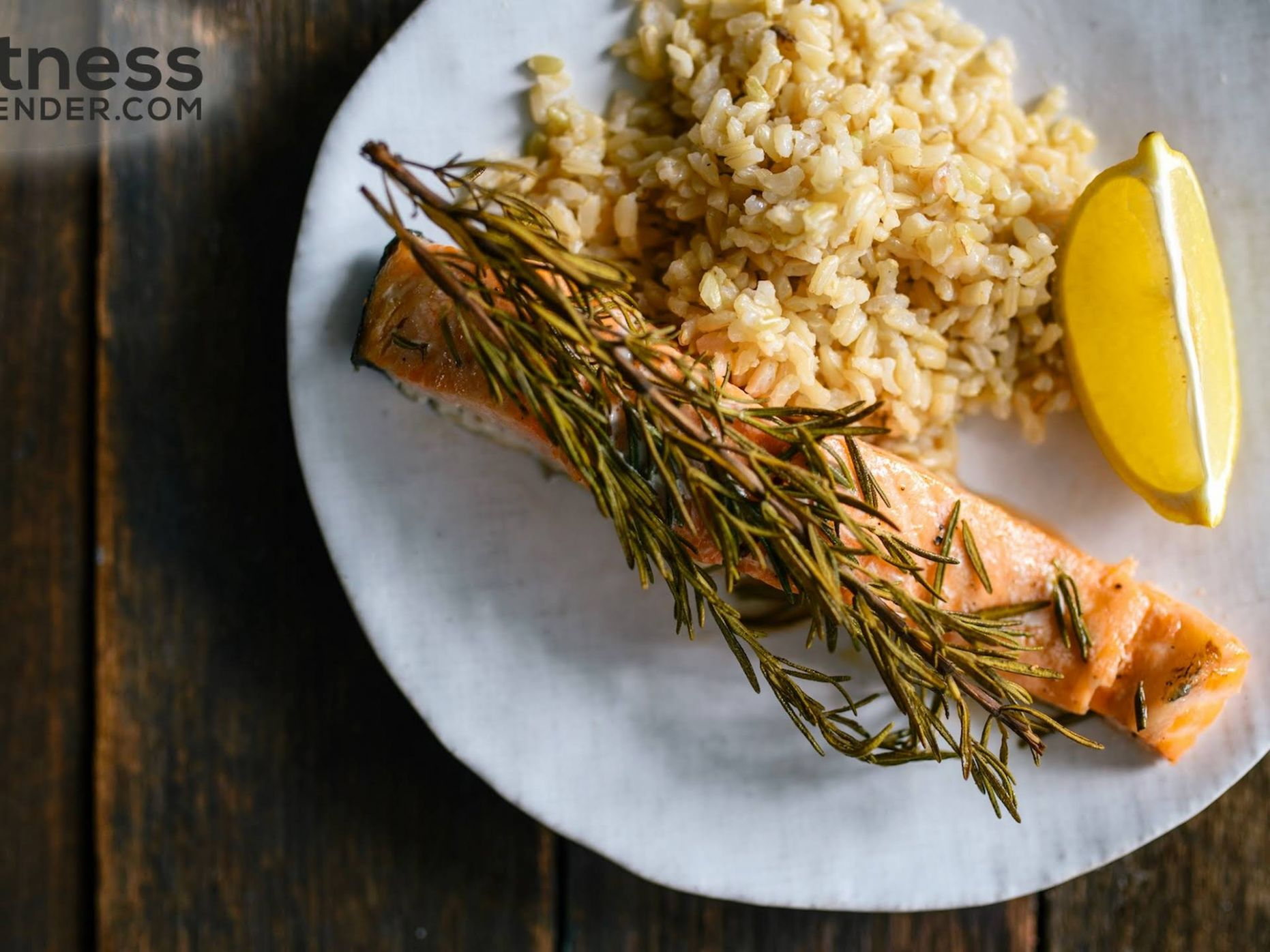 Rosemary-Roasted Salmon - Quick and Healthy Dinner Ideas - Dinner Recipes Yummly