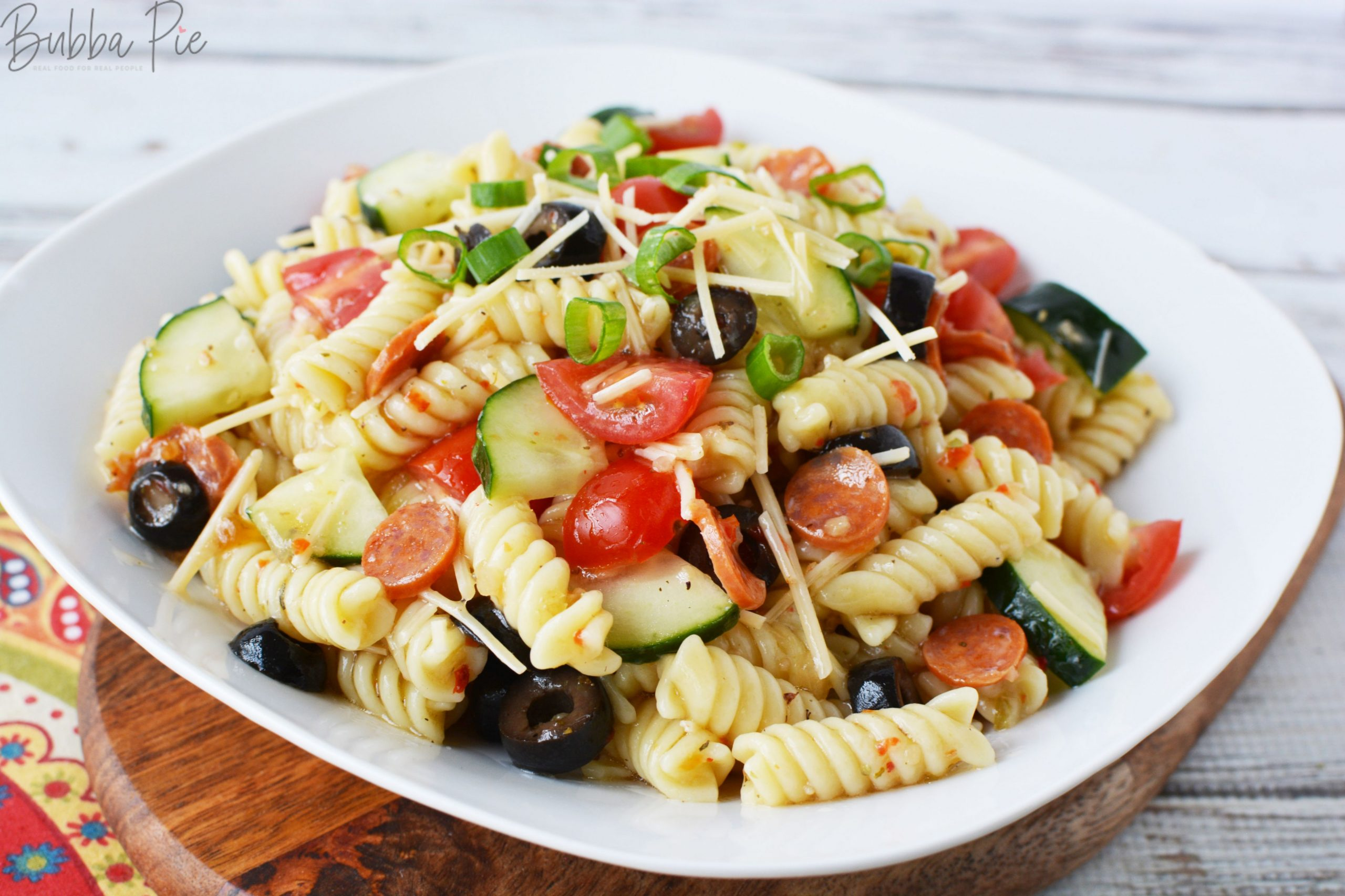 Rotini Pasta Salad - Recipes Pasta Salad Cold