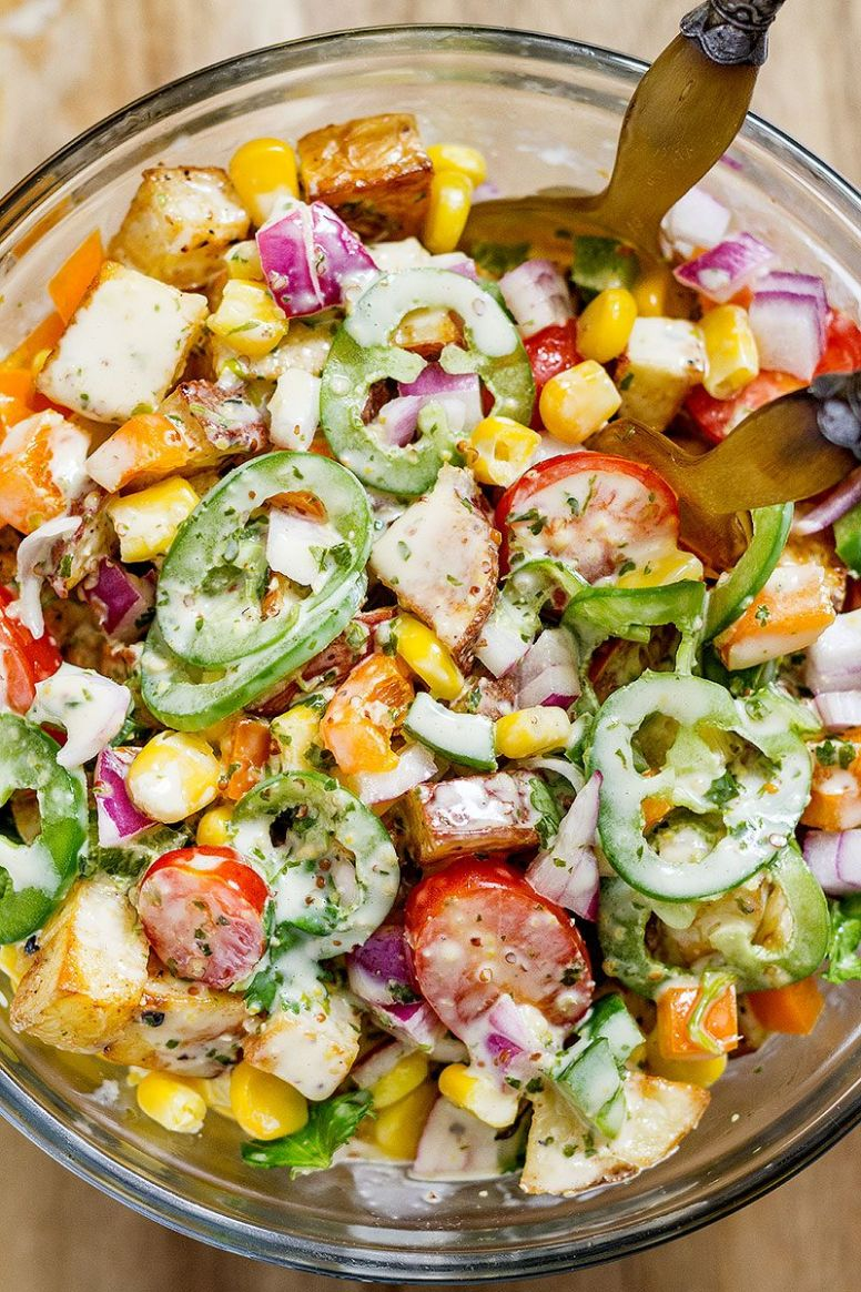 Salad for Dinner: 12 Amazing Salads Recipe Ideas for Dinner ..