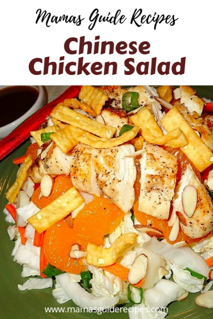 Salads - Mama's Guide Recipes
