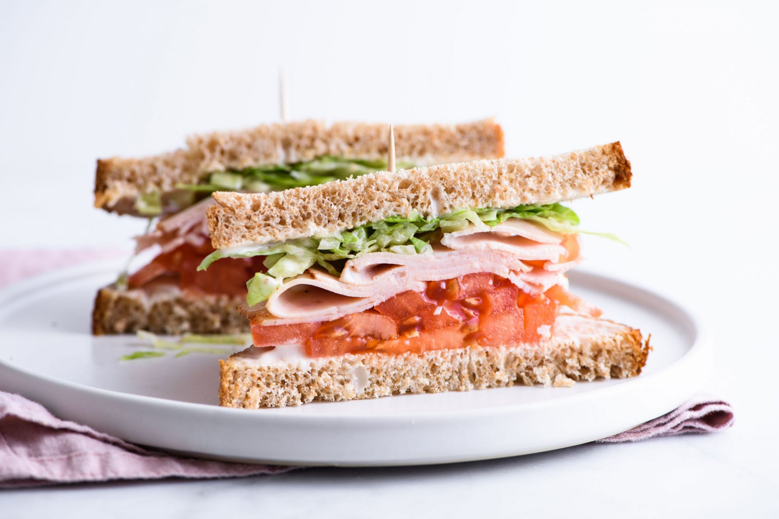 Sandwich Nutrition Facts and Health Benefits - Sandwich Recipes With Nutritional Value