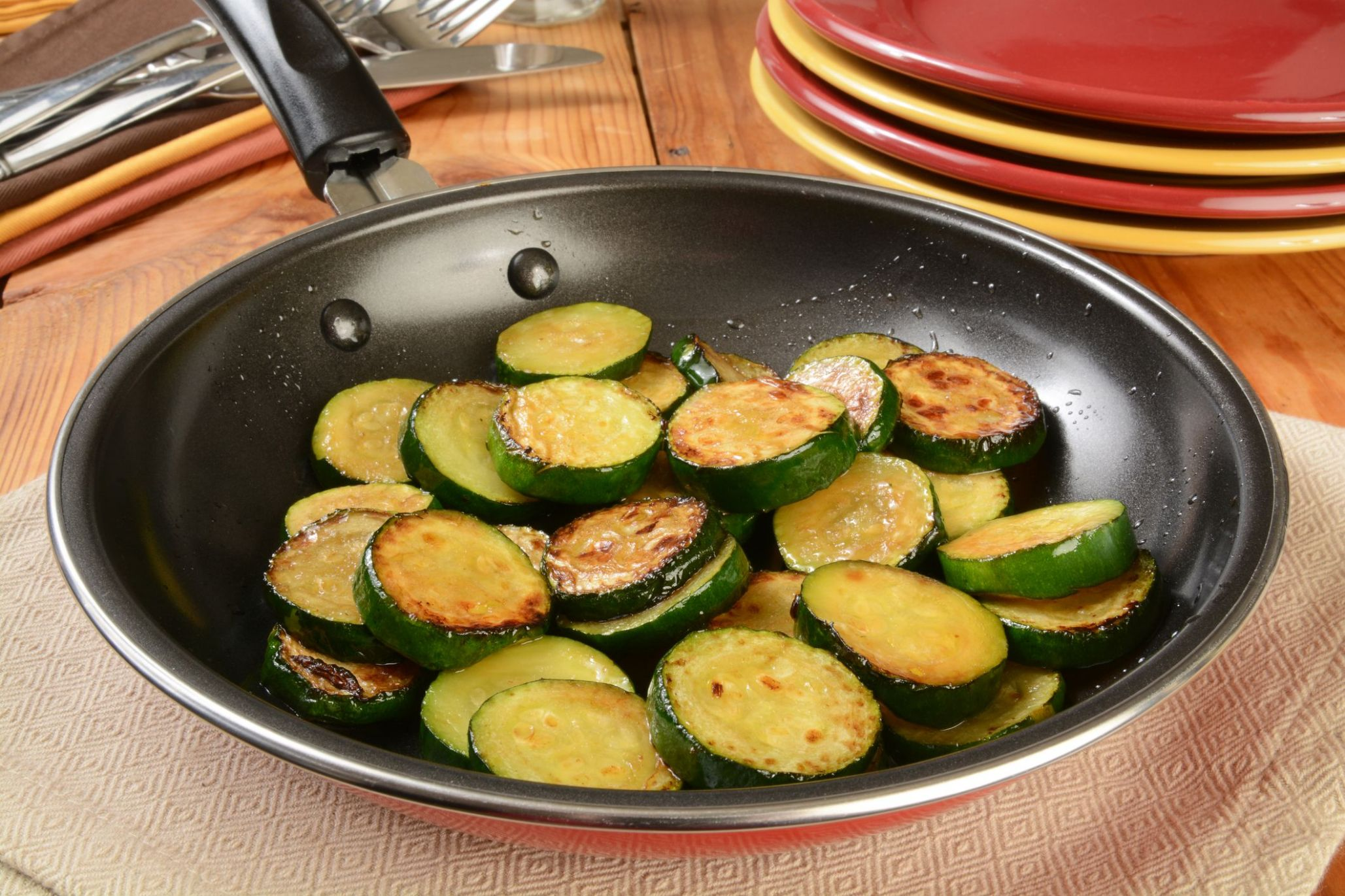 Sautéed Zucchini - Recipes For Cooking Zucchini