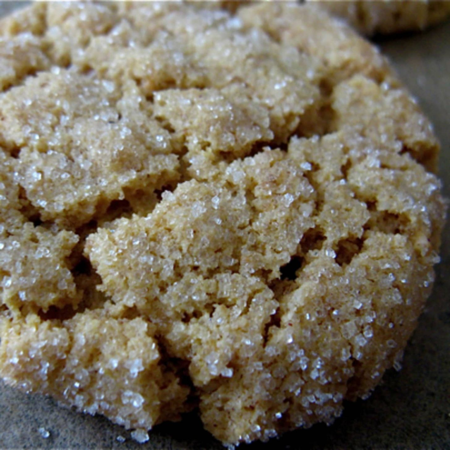 Sensational Peanut Butter Cookies