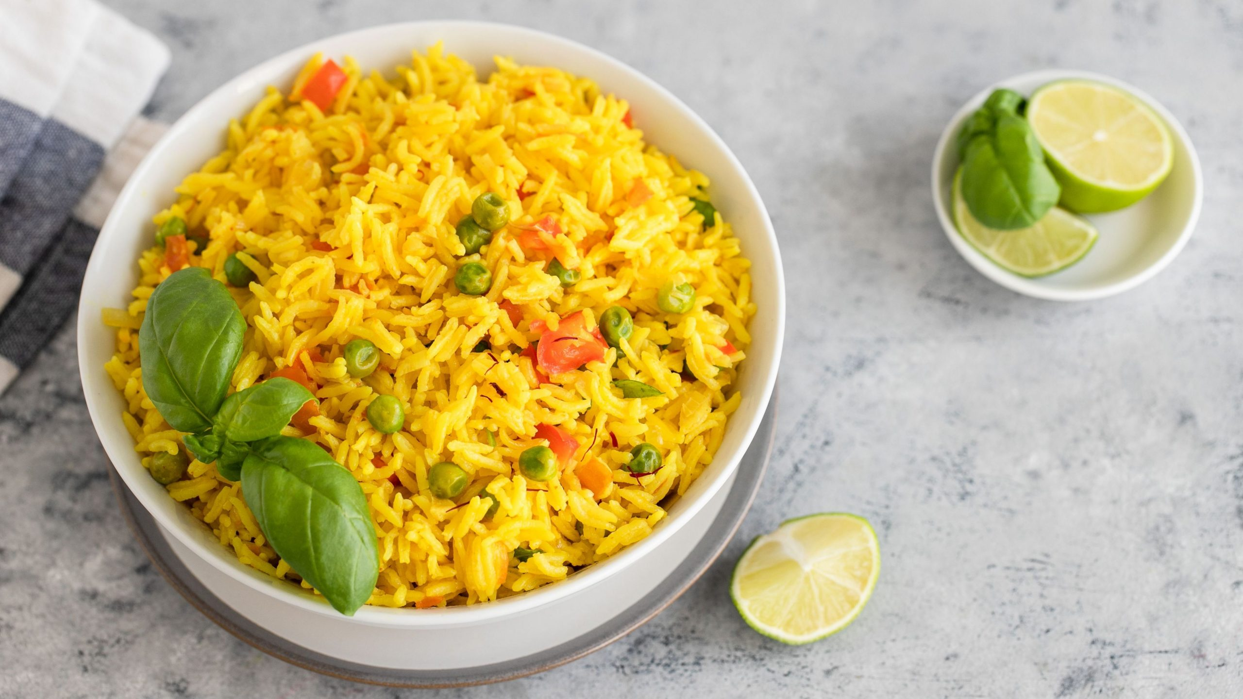 Serve Aromatic Thai Yellow Rice as a Unique and Tasty Side Dish - Recipes Yellow Rice