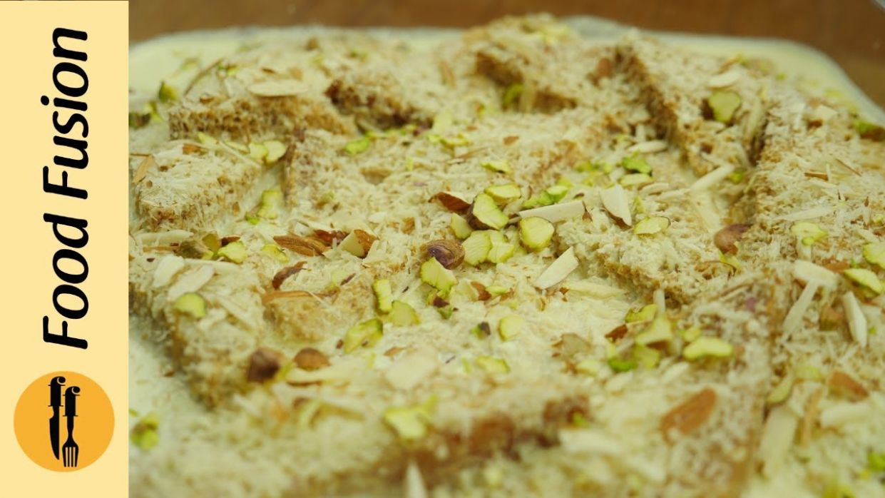 Shahi Tukray Recipe by Food Fusion