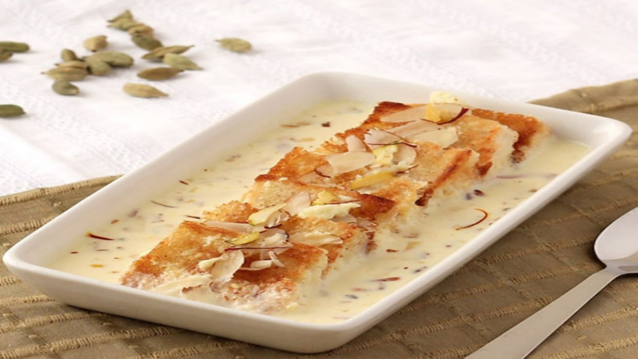 Shahi Tukray Recipe in Urdu | The Cook Book