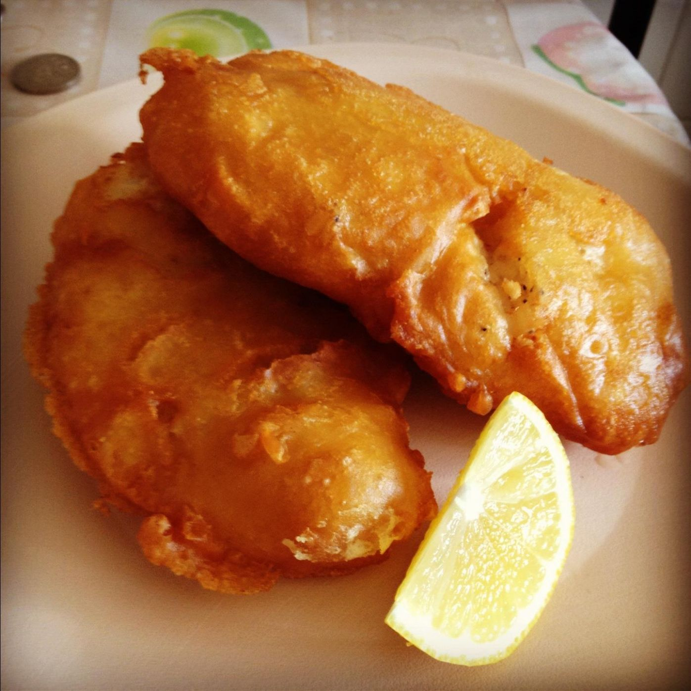 Shallow fried fish recipe - All recipes UK