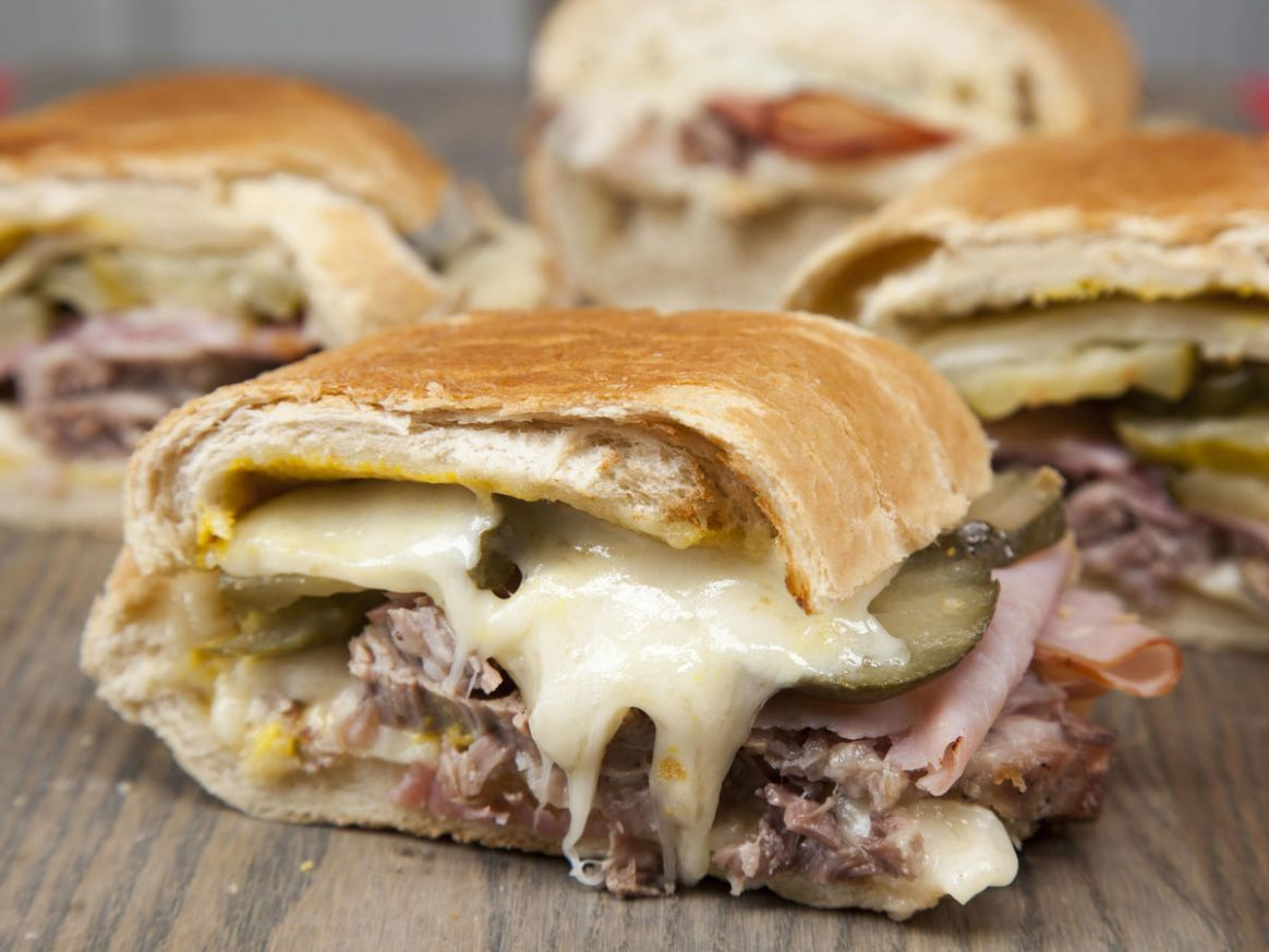 Sheet Pan Cuban Sandwiches