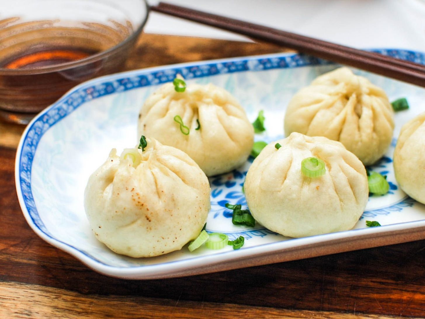 Sheng Jian Bao (Pan-Fried Pork Soup Dumplings) Recipe - Recipes Pork Dumplings