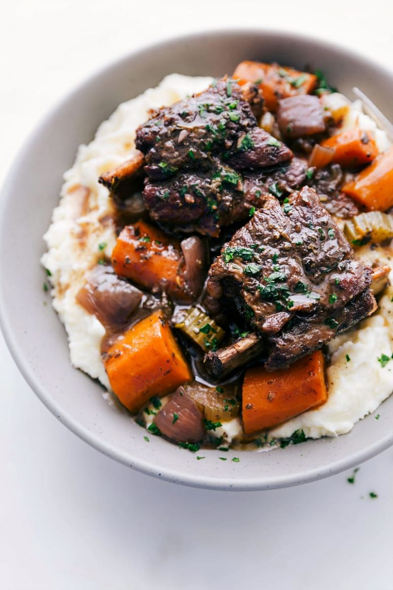 Short Ribs - Recipes Beef Ribs Slow Cooker