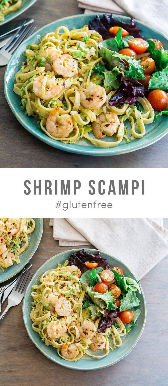 Shrimp Scampi for a dinner party - it's a major hit! | Dinner ...