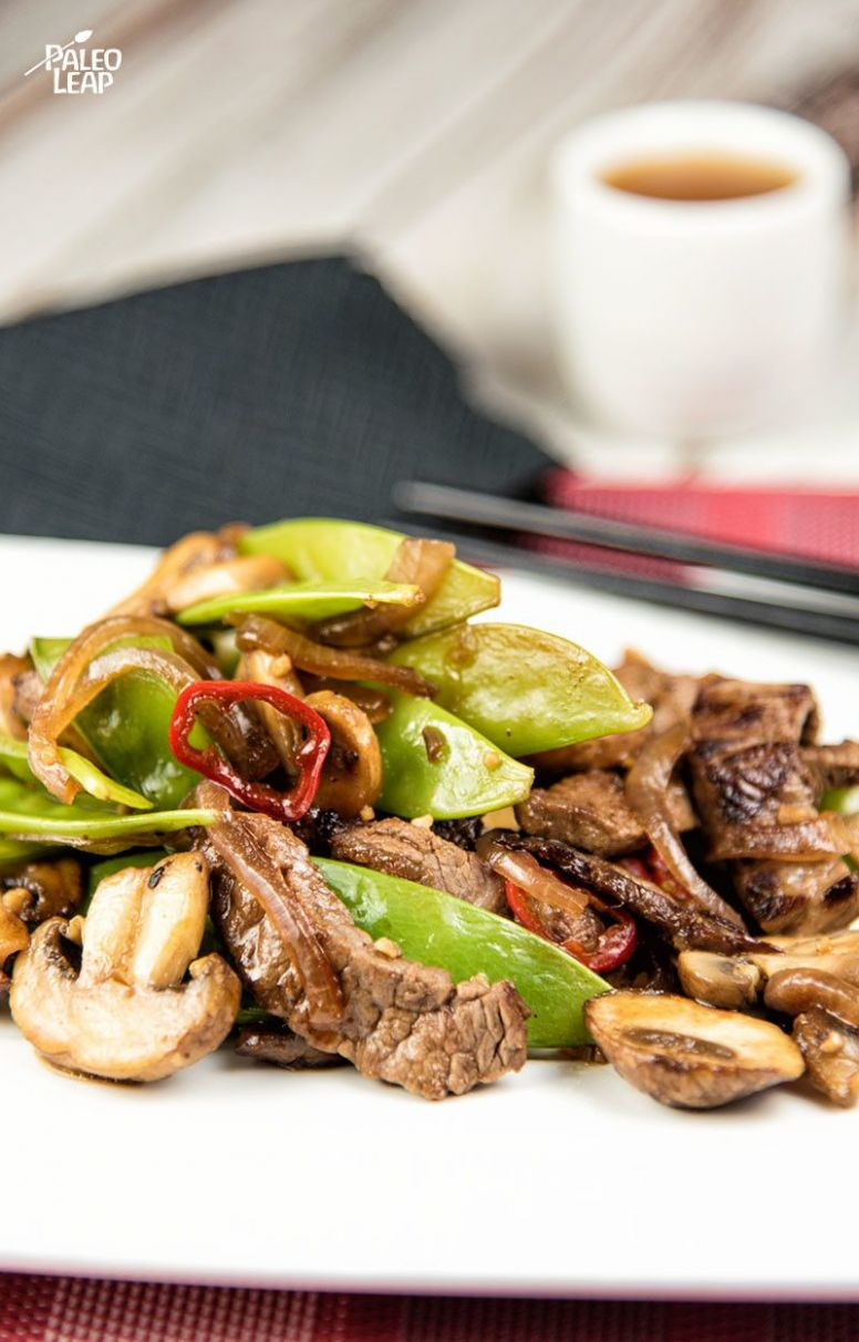 Simple Asian Beef Stir-Fry | Recipe | Asian beef stir fry, How to ..
