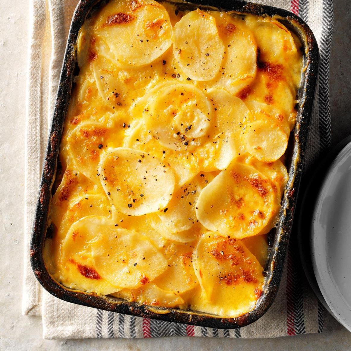 Simple Au Gratin Potatoes - Recipes Potato Gratin