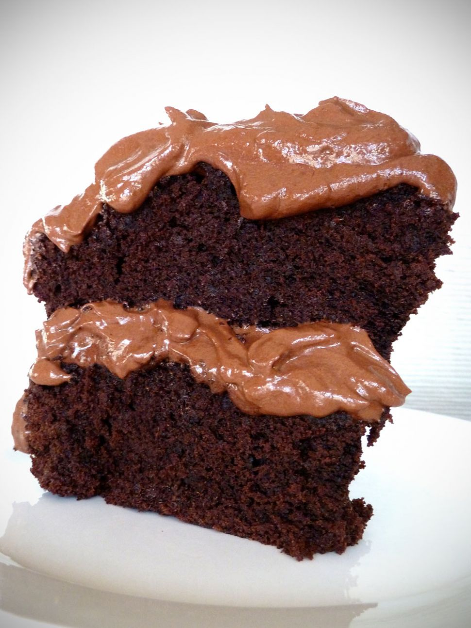 Simple Chocolate Cake - Recipe - The Answer is Cake - Cake Recipes Without Milk