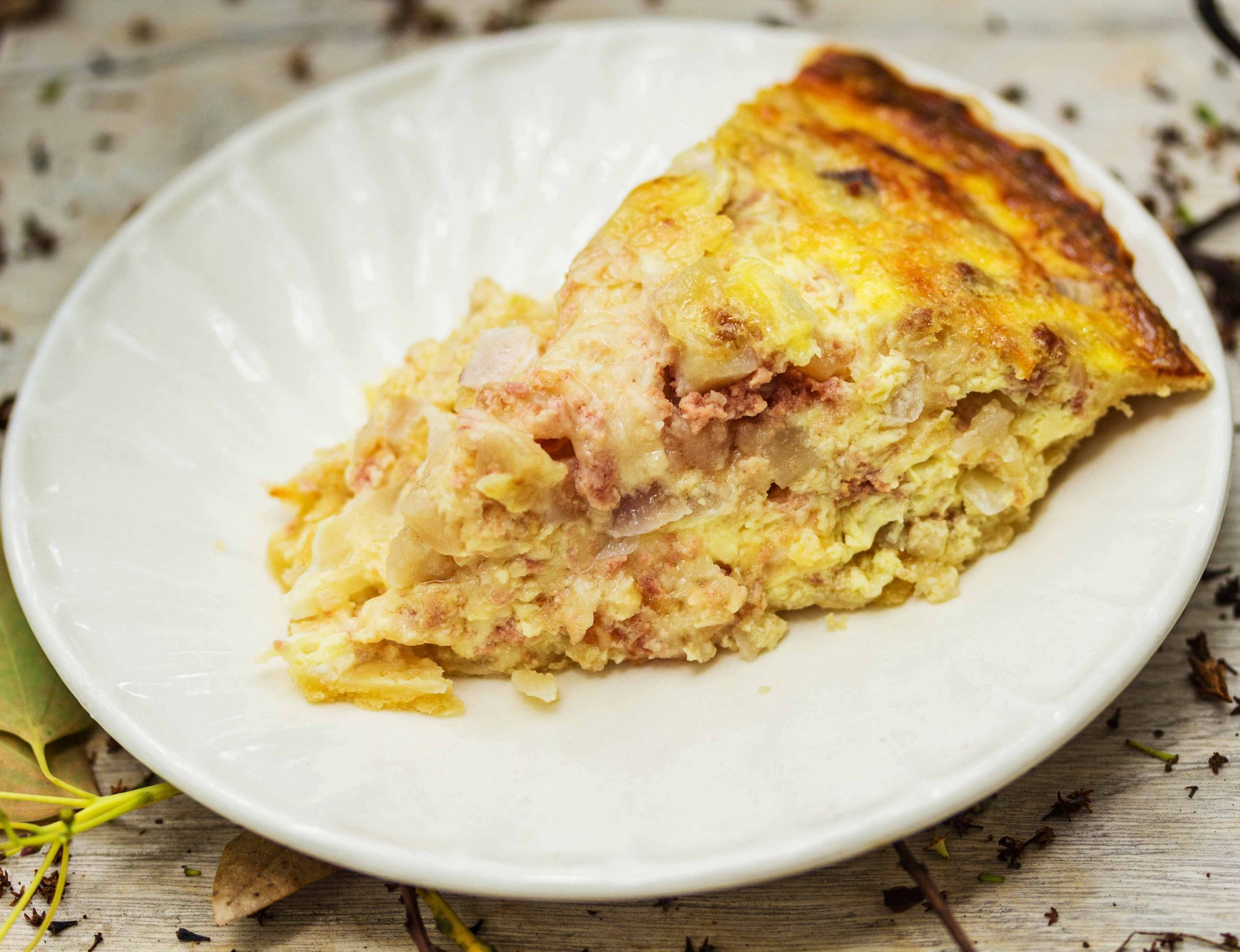 Simple Corned Beef Hash Quiche The Best Quiche Recipe