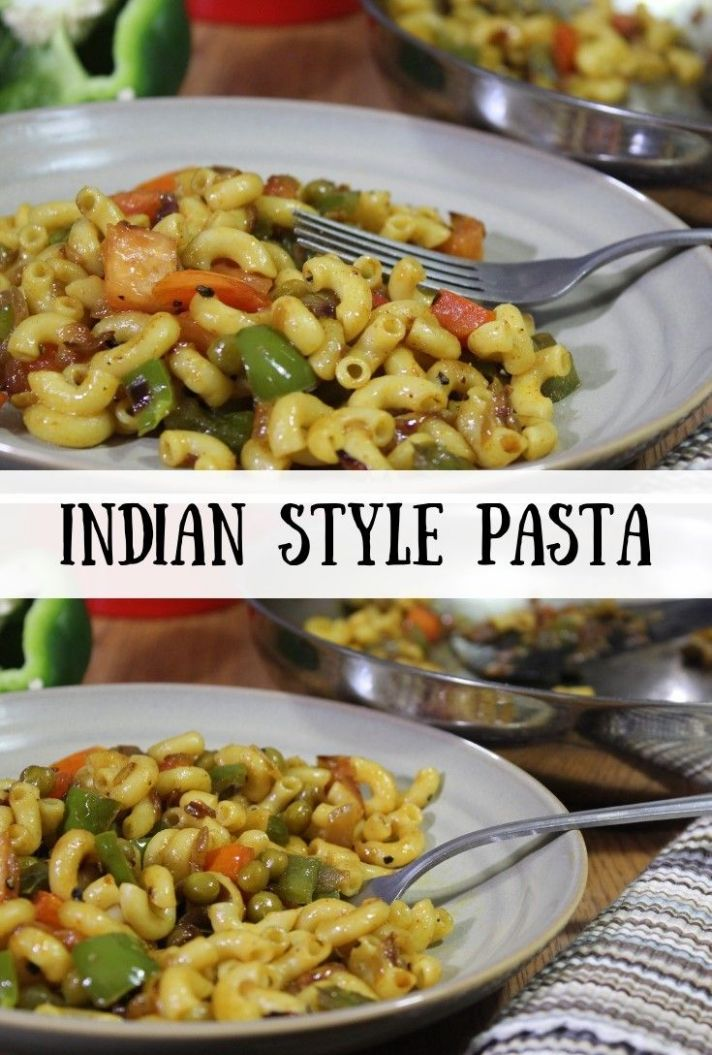 Simple Indian style pasta, Macaroni recipe in Tamil | Pasta indian ..