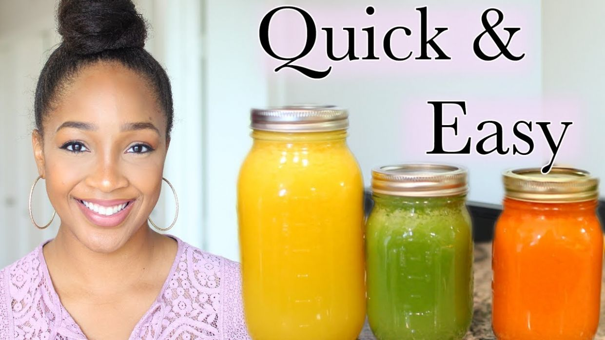 Simple Juice Recipes for Beginners + Juicing 10 | JUICING WITH DREA