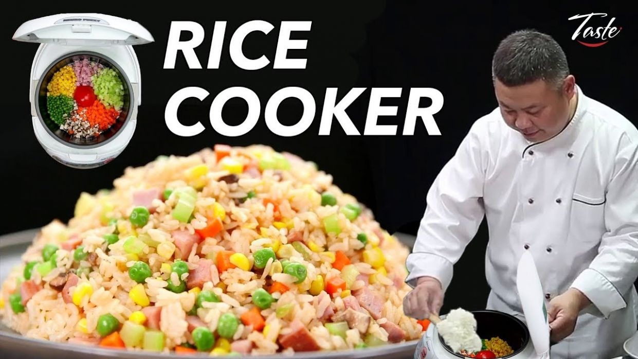 Simple Rice Cooker Recipes That Are Awesome - Easy Recipes Rice Cooker