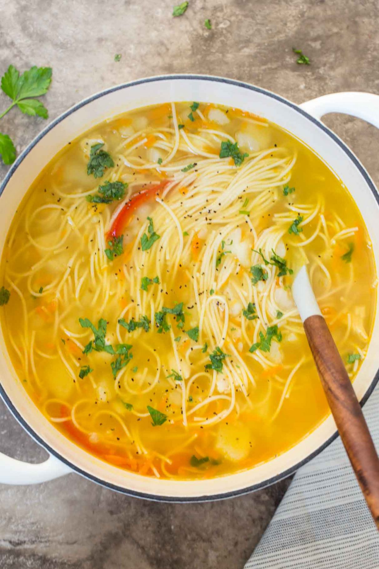 Simple Russian Soup - Soup Recipes Russian