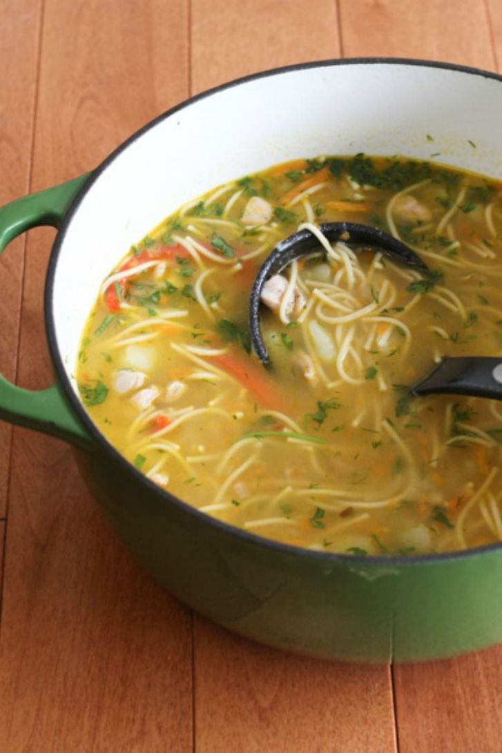 Simple Russian Soup