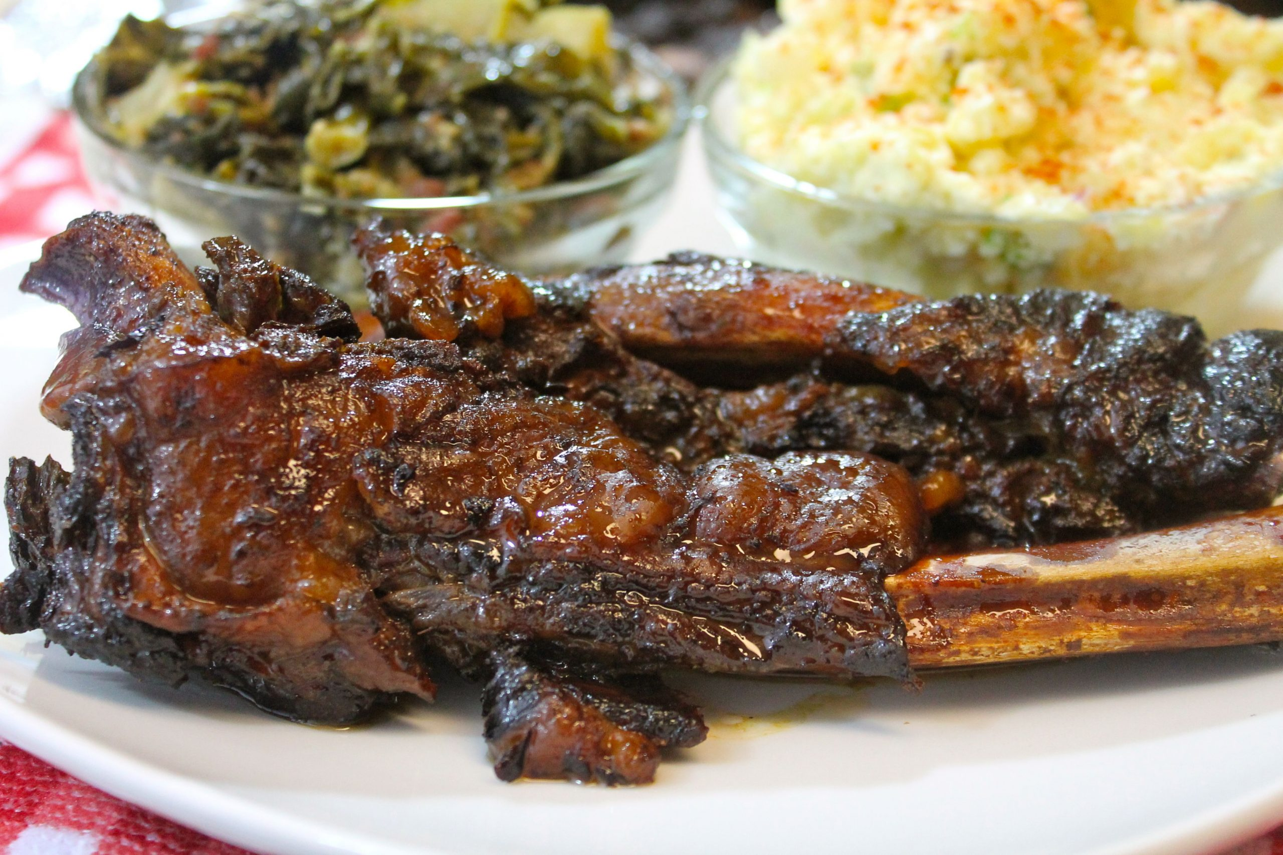 Slow Cooked Barbecue Beef Ribs | I Heart Recipes - Recipes Beef Back Ribs
