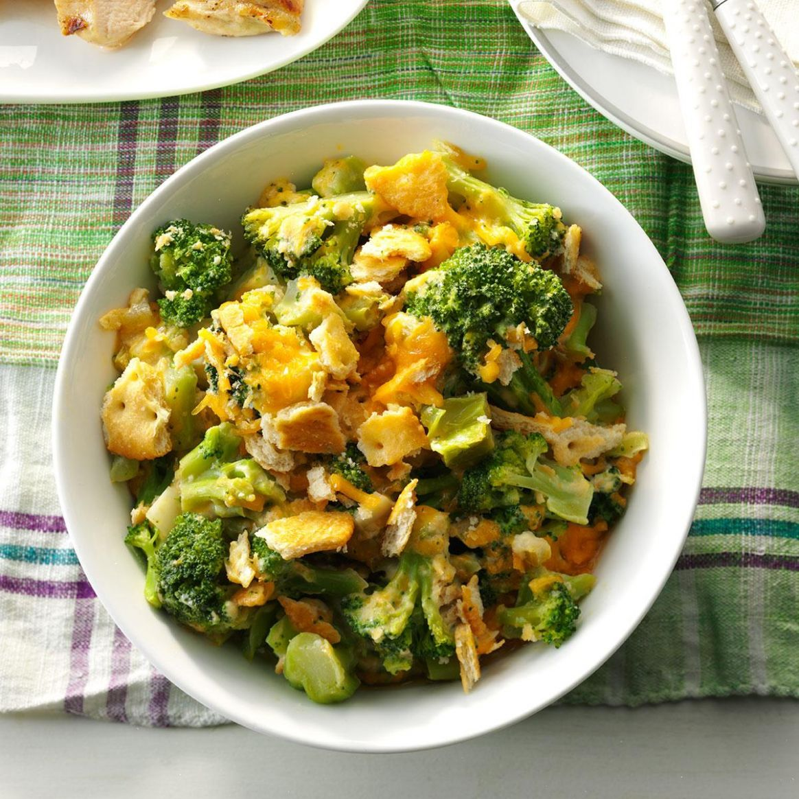 Slow-Cooked Broccoli - Recipes Cooking Broccoli