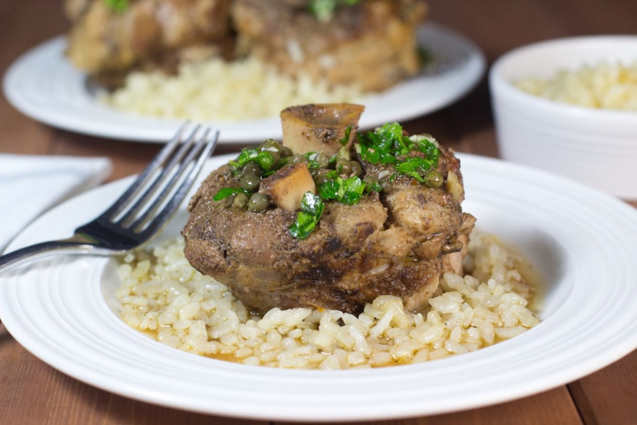 Slow Cooker Pork Osso Buco - Gluten Free Homestead