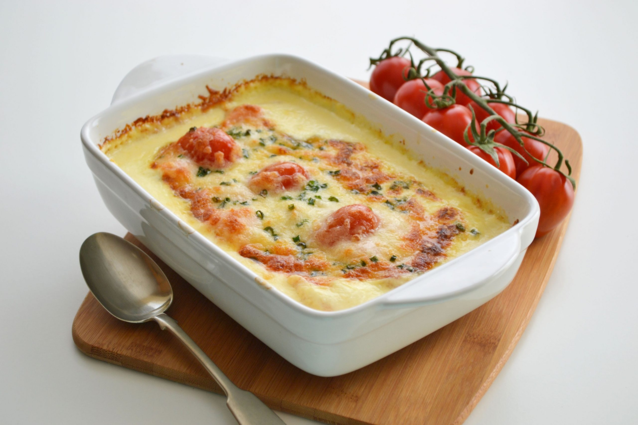 Smoked Fish Gratin - Recipe Fish Gratin