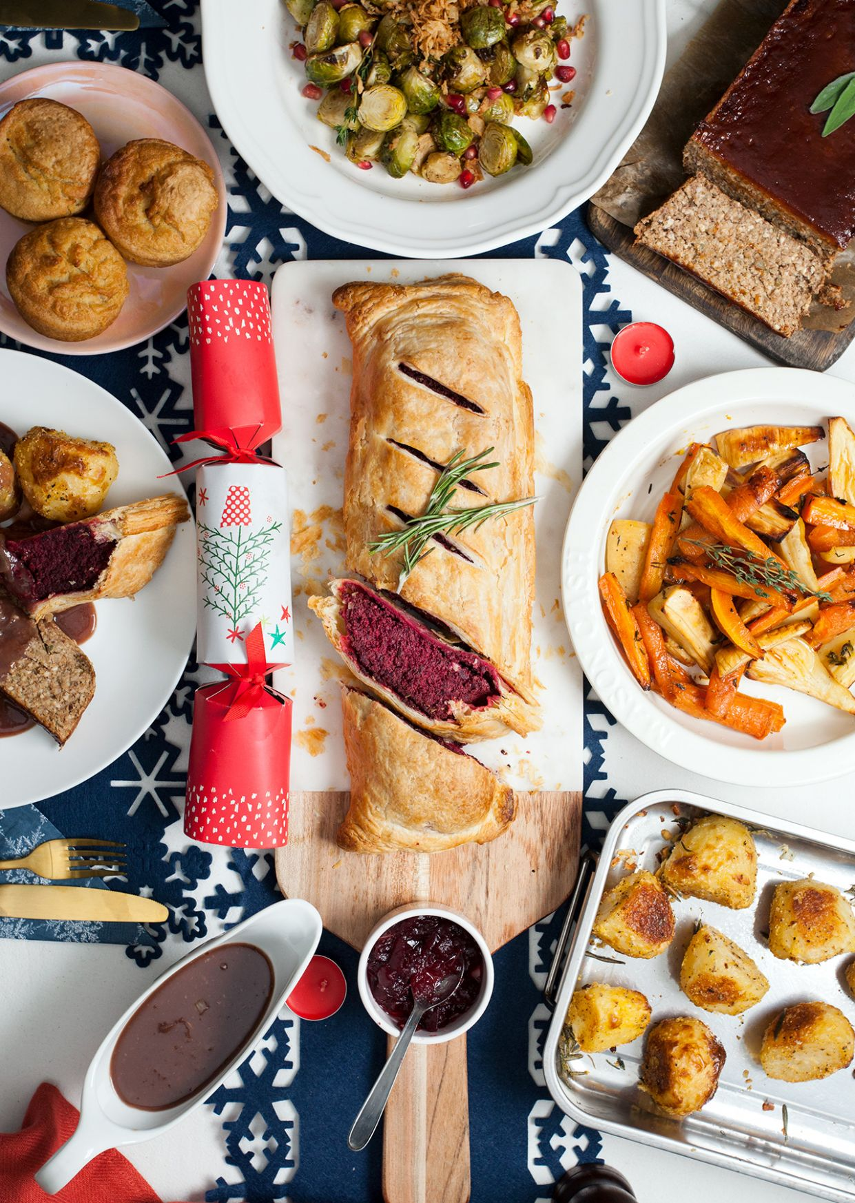 So Vegan's Easy Christmas Dinner