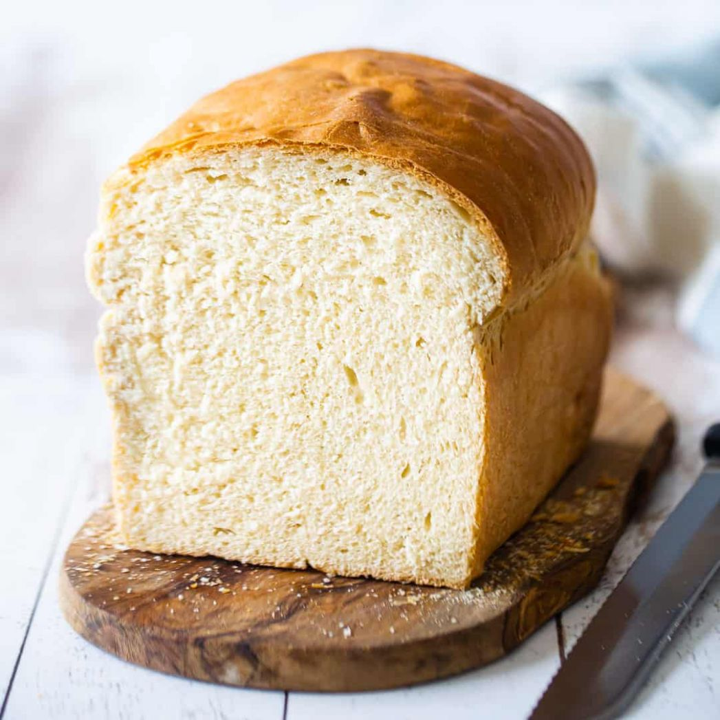 Soft White Bread