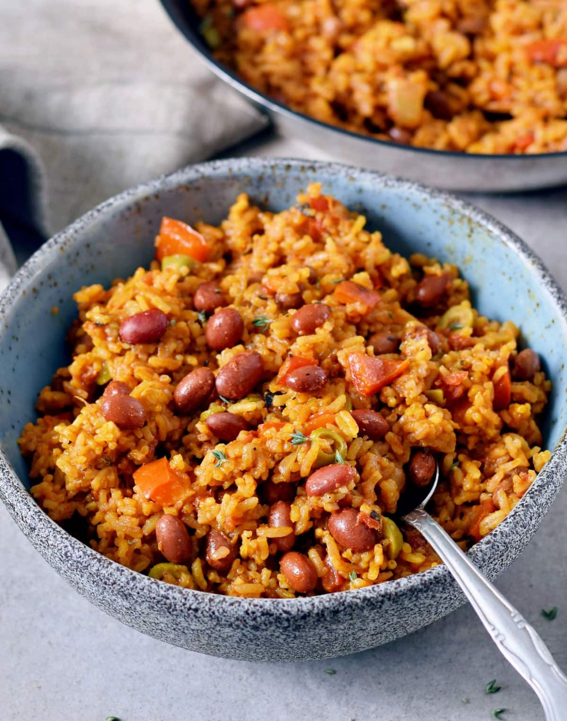 Spanish Rice And Beans - Recipes Rice And Beans