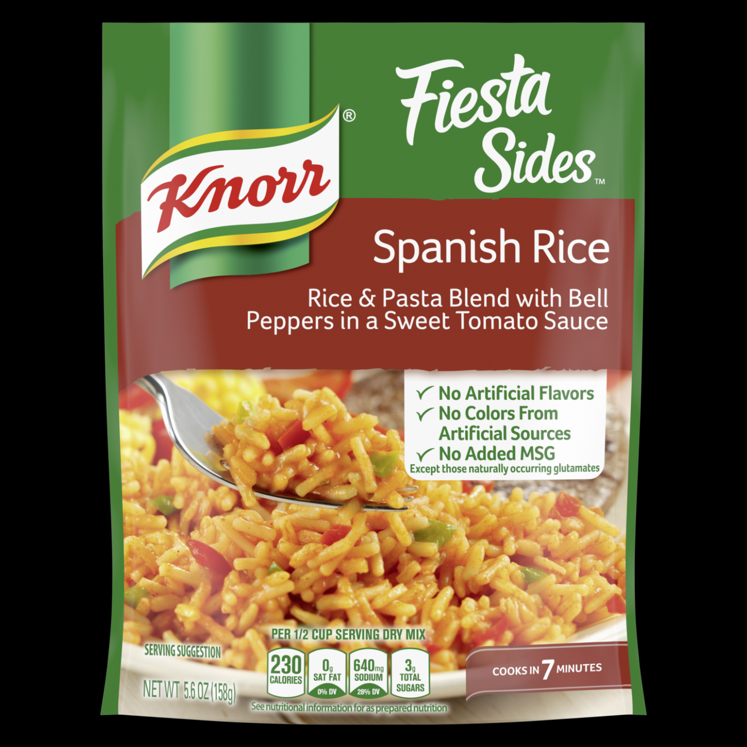 Spanish Rice - Rice Recipes On Knorr Website