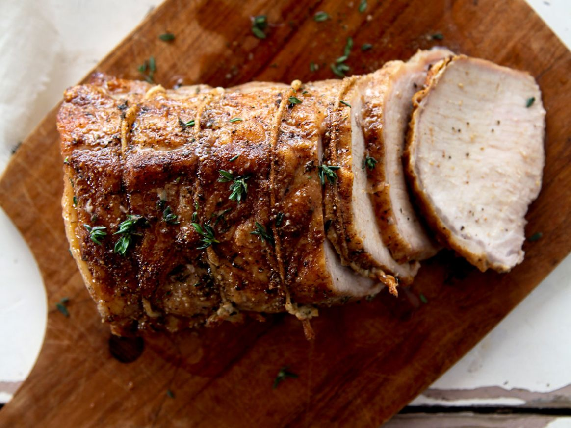 Spice-Roasted Pork Tenderloin - Pork Tenderloin Recipes