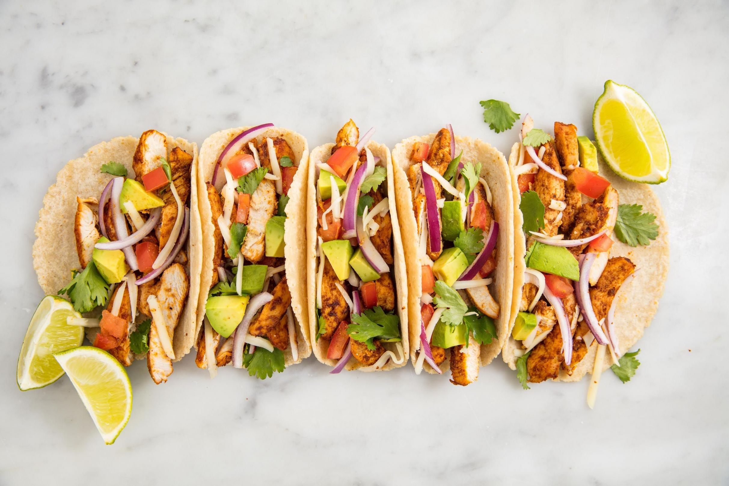 Spiced Chicken Tacos - Recipes Chicken Tacos