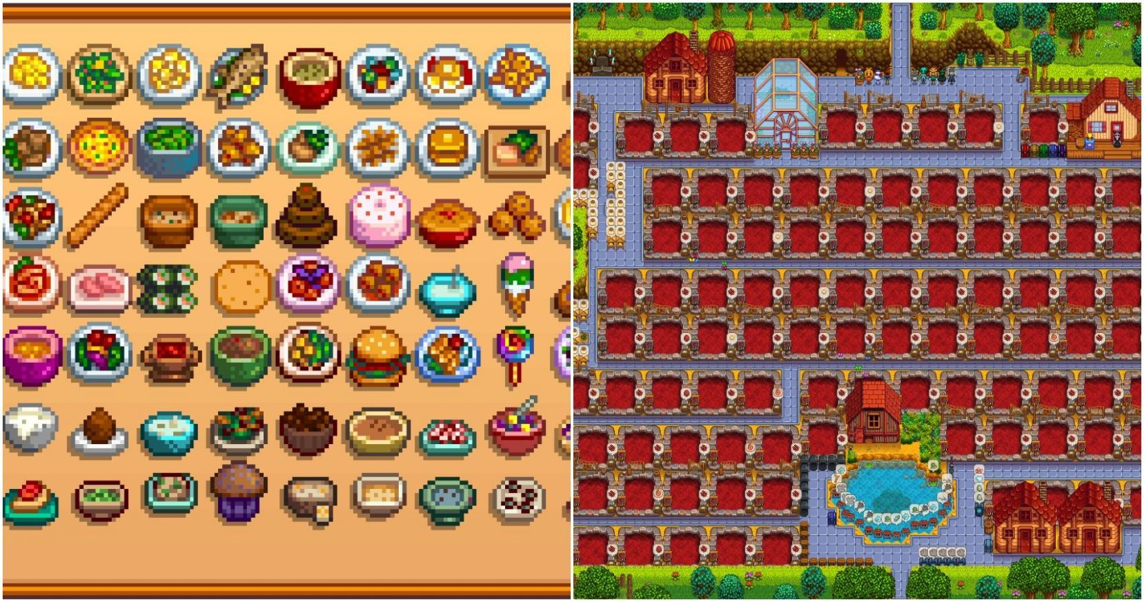 Stardew Valley: The 8 Best Recipes | TheGamer - Food Recipes Stardew Valley