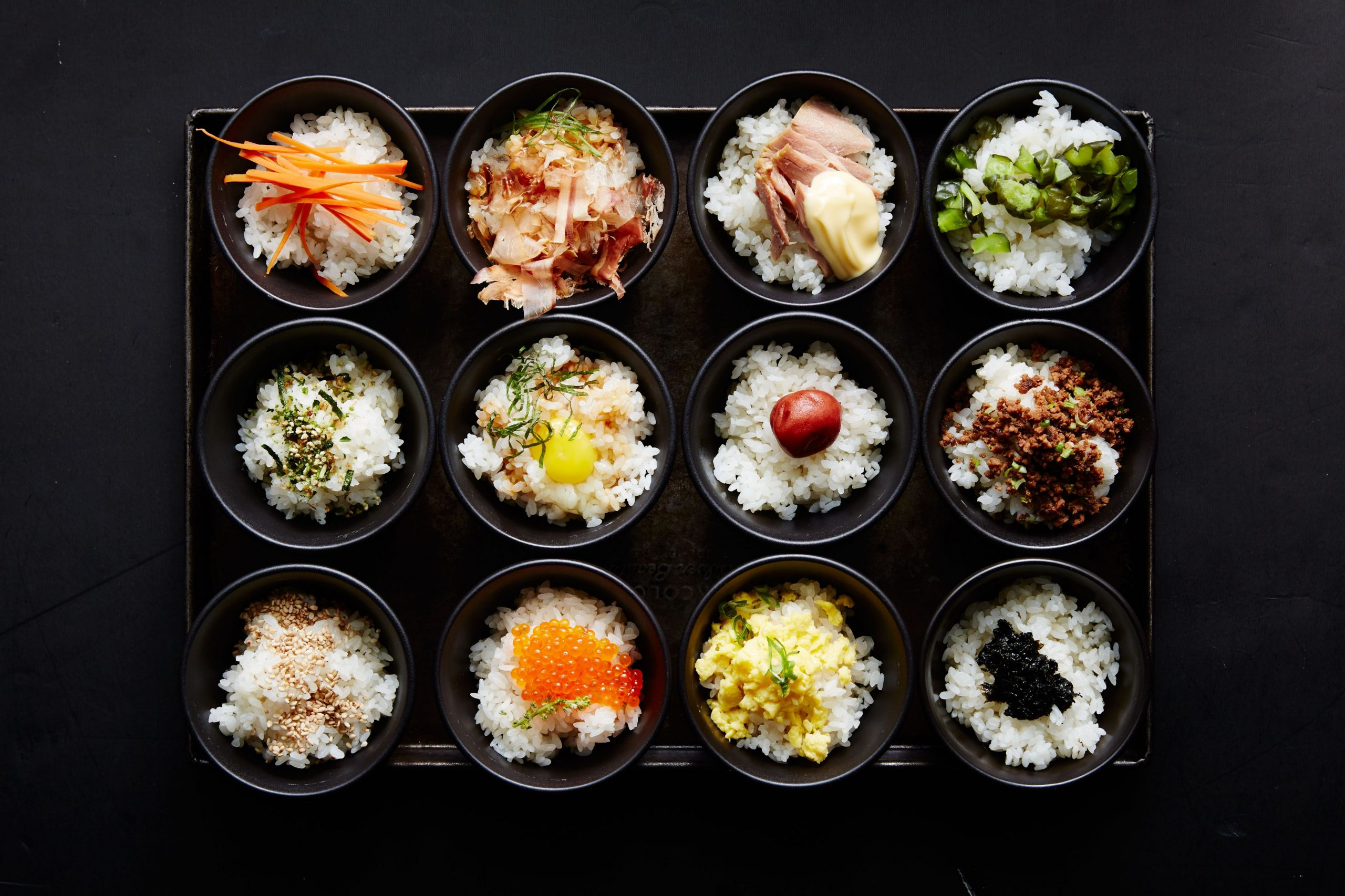 Steamed Japanese Rice - Rice Recipes Japanese
