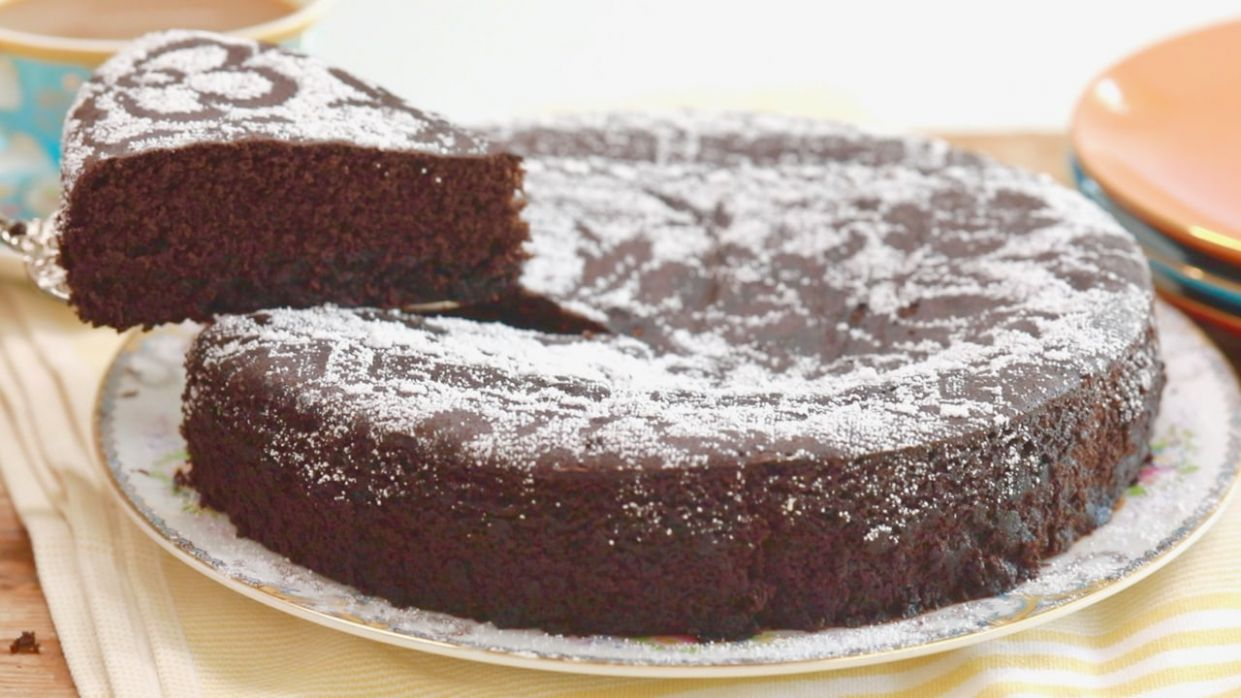 Stovetop Chocolate Cake Recipe - Gemma's Bigger Bolder Baking