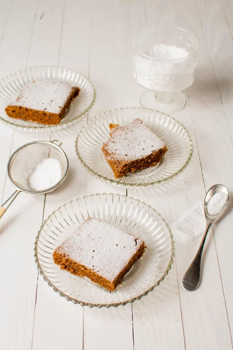 Sugar Free Mocha Bars - Cake Recipes Using Xylitol