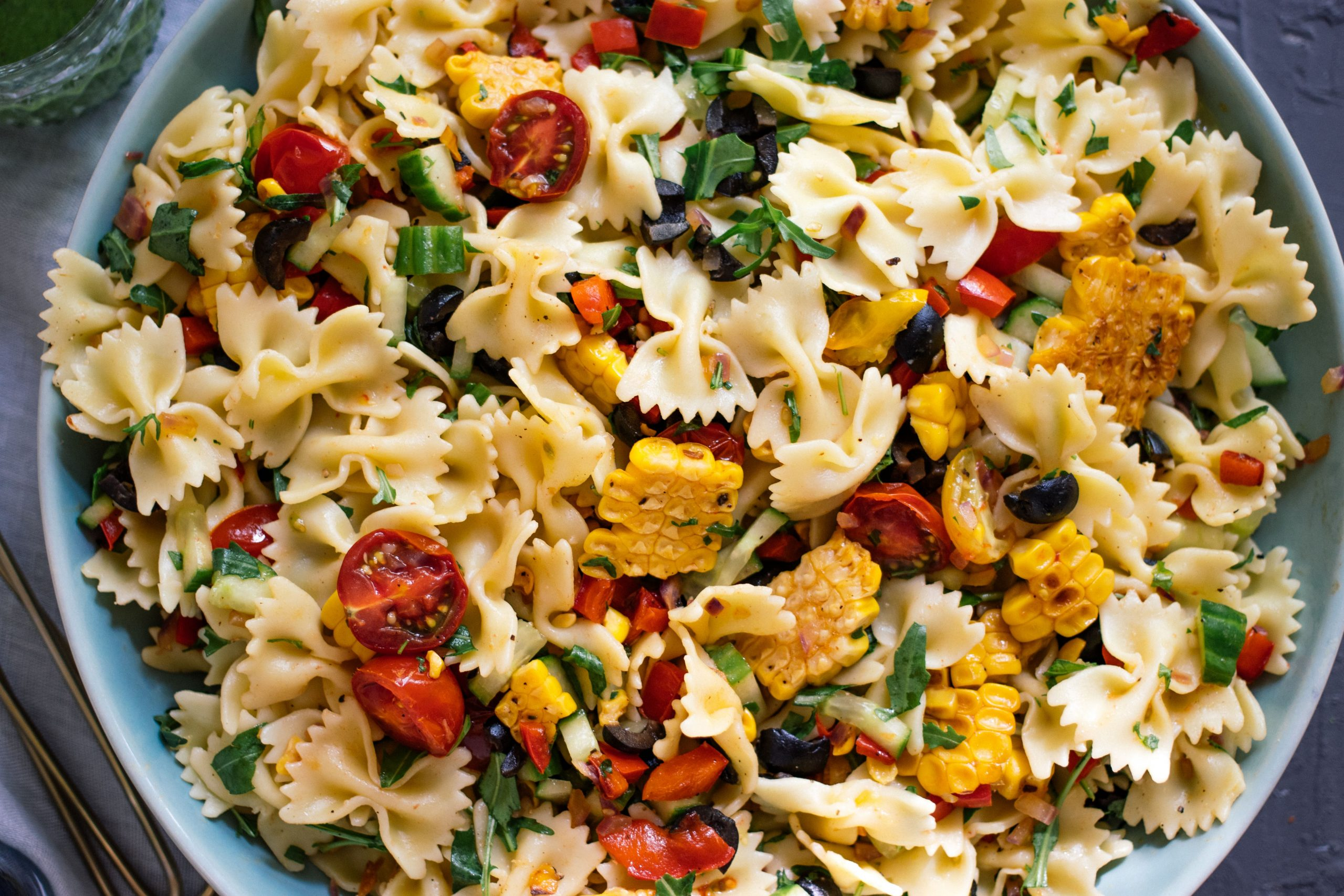 Summer Pasta Salad for every BBQ party