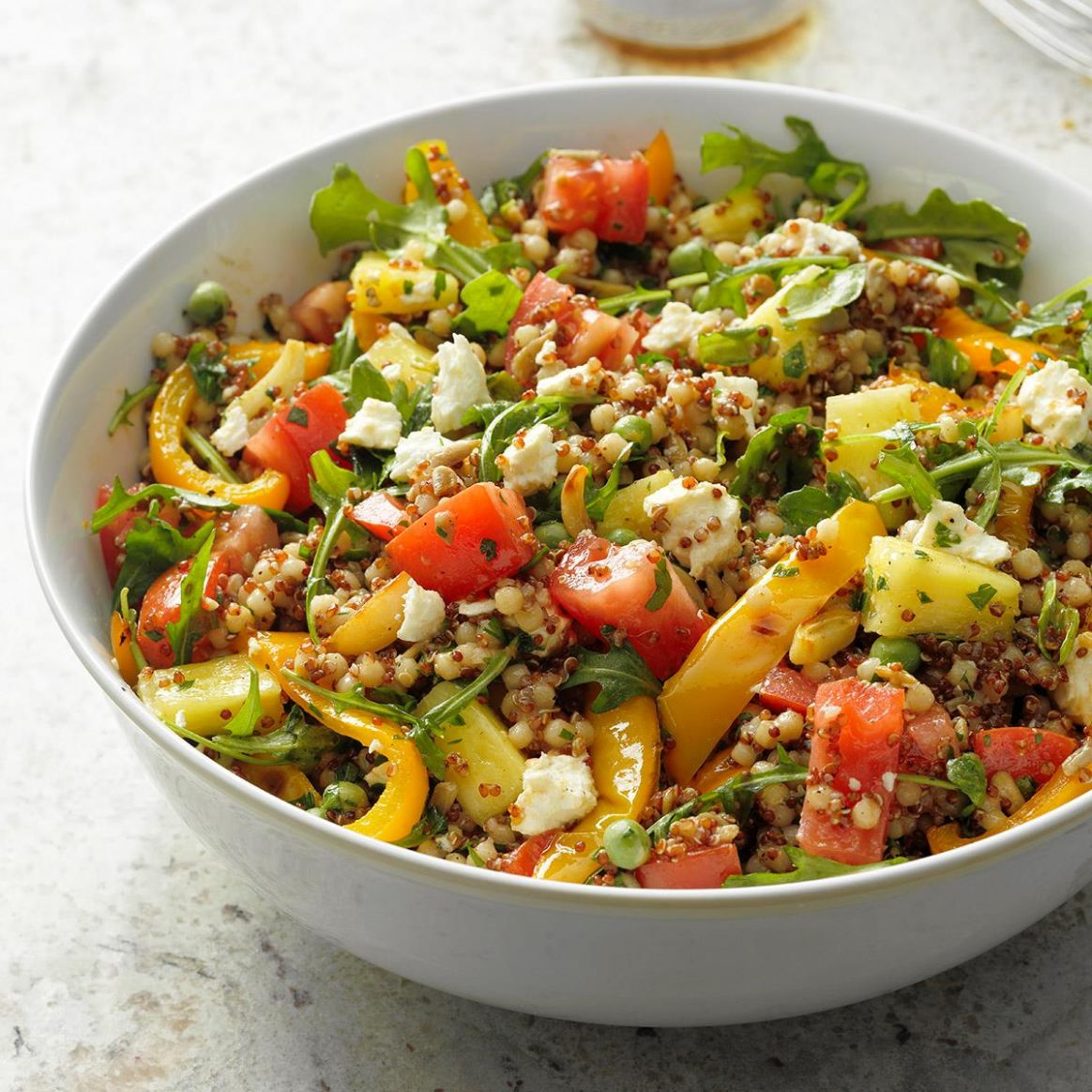 Summer Salad by the Lake - Recipes Of Summer Salads