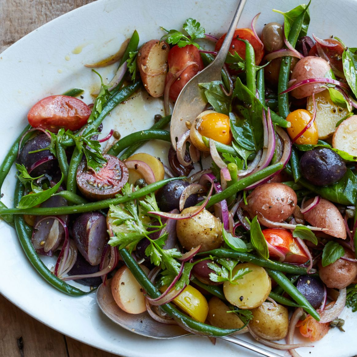 Summer Salads - Recipes & Ideas | Food & Wine - Recipes Easy Summer Salads