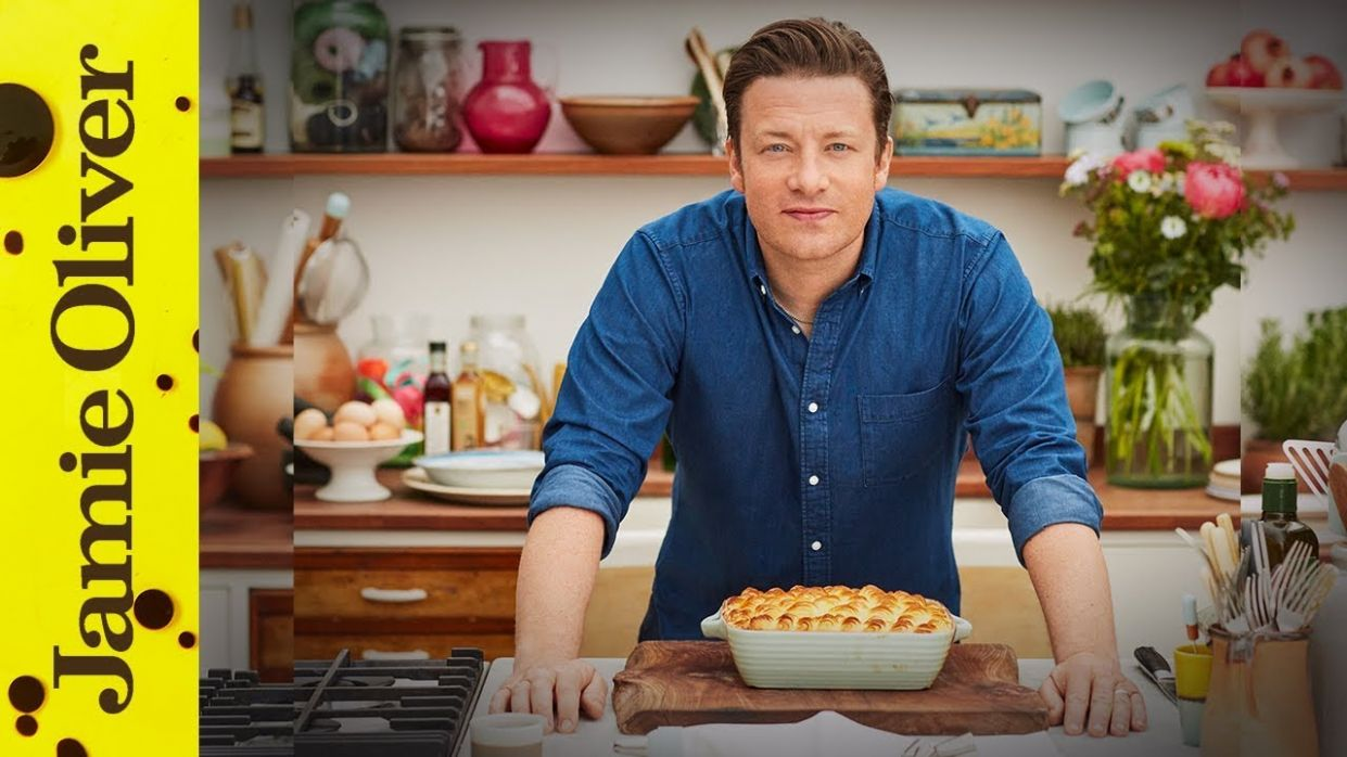 Super Easy Fish Pie | Jamie Oliver - AD - Recipe Quick Fish Pie