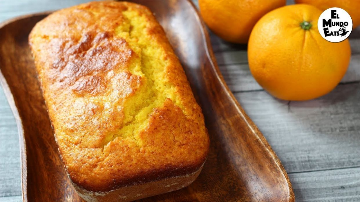 Super Easy Orange Cake - Recipes Orange Cake